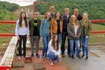 Exkursion im Fach Erdkunde – Begehung der Hochmoselbrücke