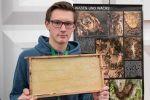 Jakob Keller aus Zeltingen überzeugt die Jury beim Landeswettbewerb