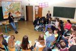 Über Europa sprechen - EU-Projekttag an der Freiherr-vom-Stein-Realschule plus