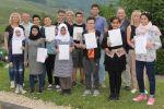 Wieder erfolgreiche telc-Prüfungen an der Freiherr-vom-Stein-Realschule