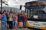 Fünftklässler der Freiherr-vom-Stein-Realschule plus Bernkastel - Kues fit für den Schulweg