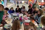 Kleine Künstler am Werk - Weltkindertag 2019